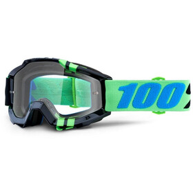 100% Accuri Anti Fog Clear Gafas enduro, zerg
